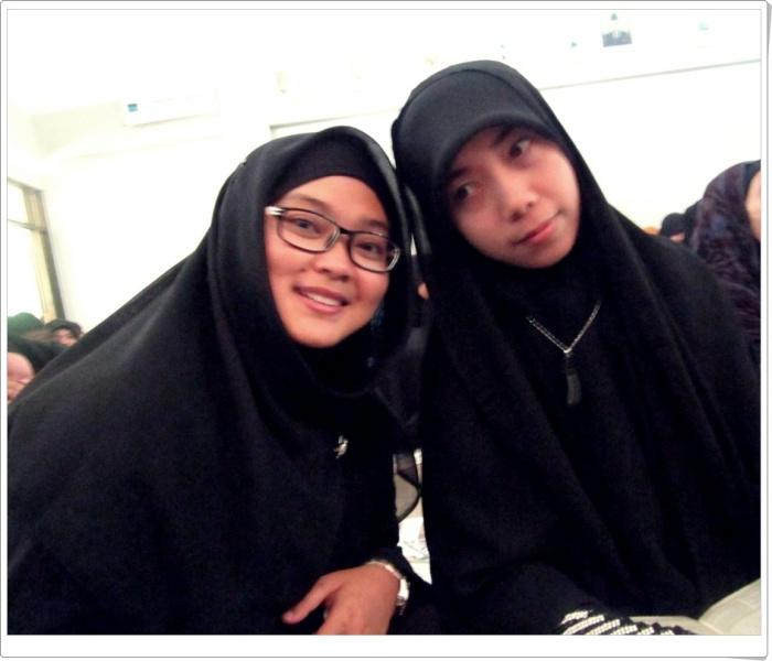 Alhamdulillah For A Good Friend. Love!