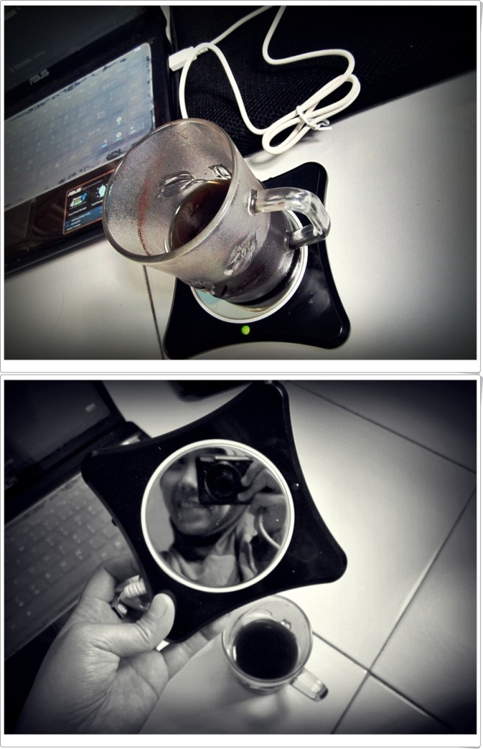 New Gif : Coffee Warmer