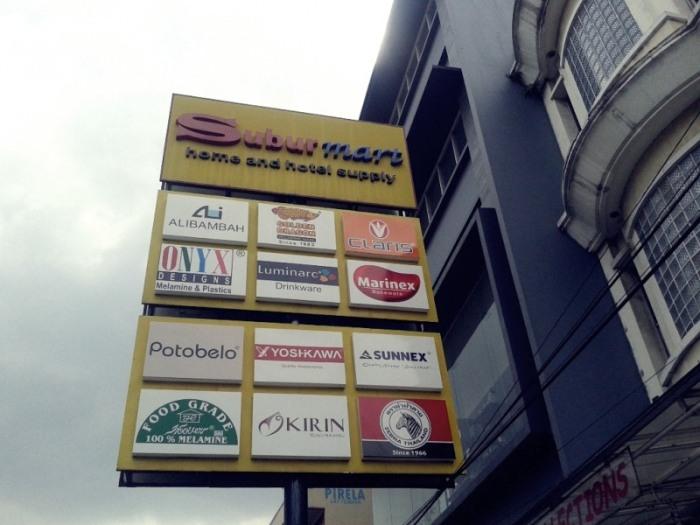 Subur Mart - Jl. Pagarsih Bandung