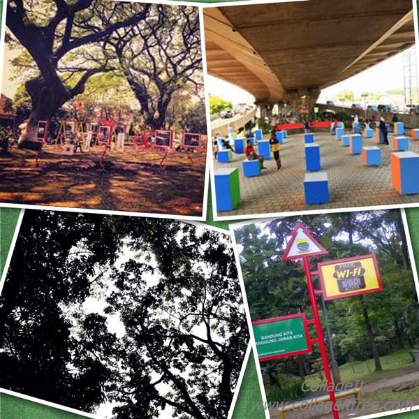 Taman Free Wifi Access Di Bandung