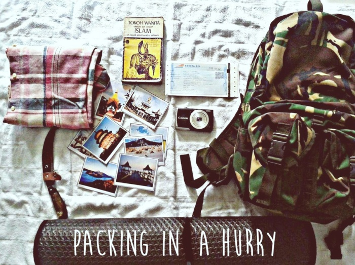 ..packingnya milta ..