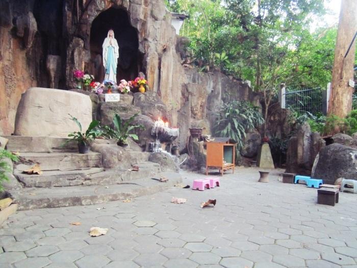 .. Marian Cave, Bayat, Klaten ..